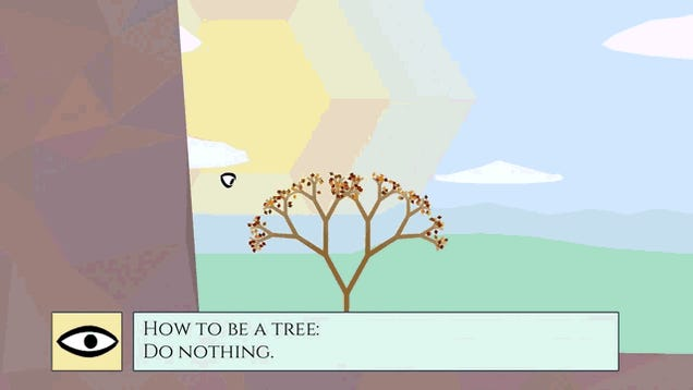 Being A Tree Is More Exciting Than You Might Think