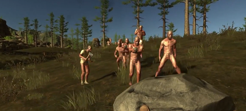 'Penis Brothers' Force You To Take Your Pants Off in Rust Or Die
