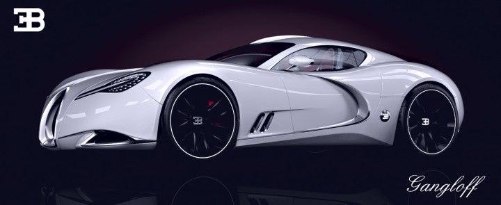 Well Hello There Bugatti.