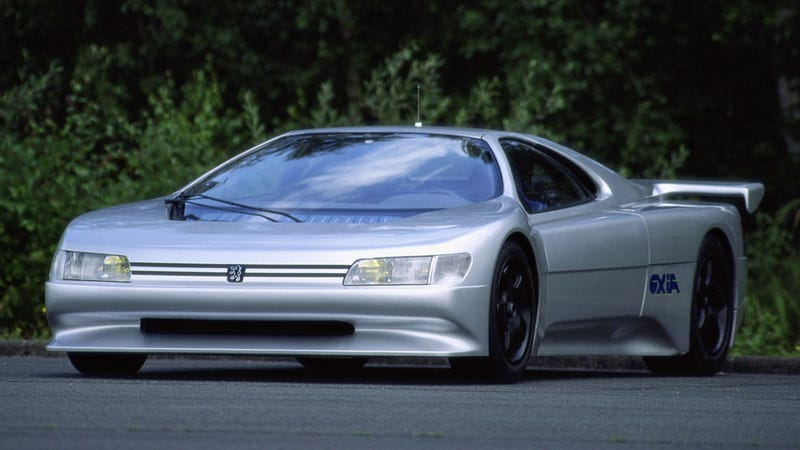 This 217 MPH Peugeot Is The Coolest Car Of The 1930s, I Mean 1980s