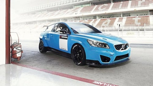 Polestar Volvo C30 touring car will see action in Brazil