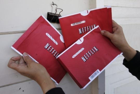 Netflix Is Losing New Release Rentals