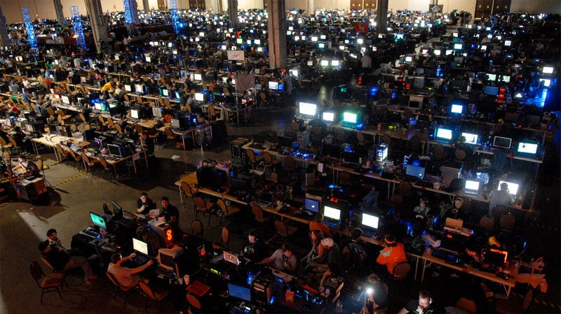 The Traveler's Guide To Quakecon