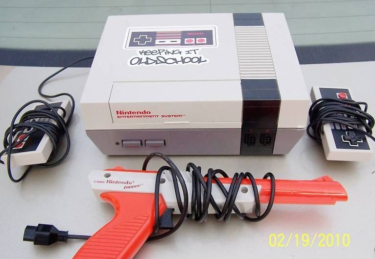 When All Else Fails, Try Selling Your NES for $35,000