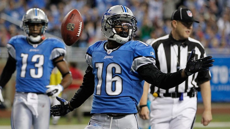 Titus Young Gets Car Impounded, Then Arrested Trying To Steal His Car
