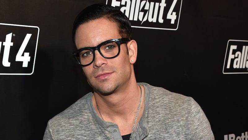 Ex-'Glee' Star Mark Salling Accused of Child-Porn Possession