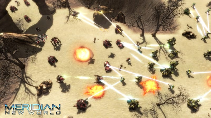 Amazingly, A One-Man Studio Is Responsible For This Beautiful RTS