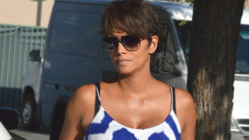 Halle Berry's Paparazzi Bill Has Been Signed Into Law