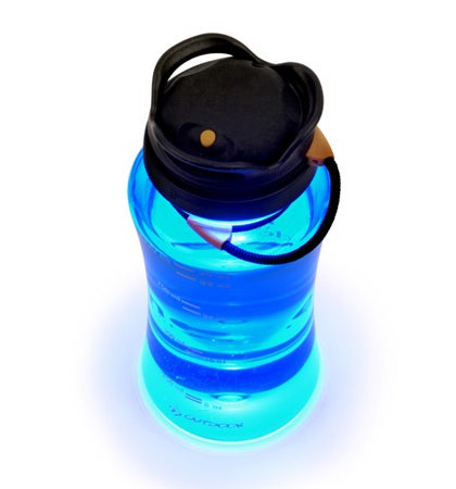 Wide-mouth Bottle Lantern