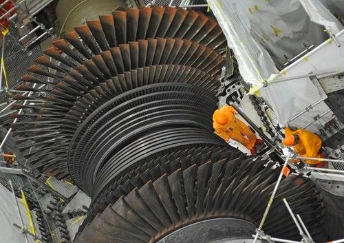 What it looks like inside a German nuclear plant