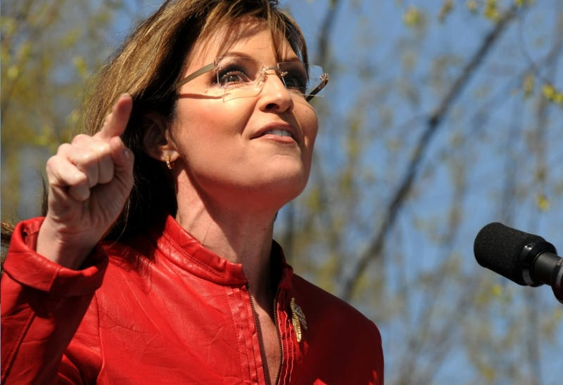 Sarah Palin Challenges Anyone Not in Arizona to a Fight