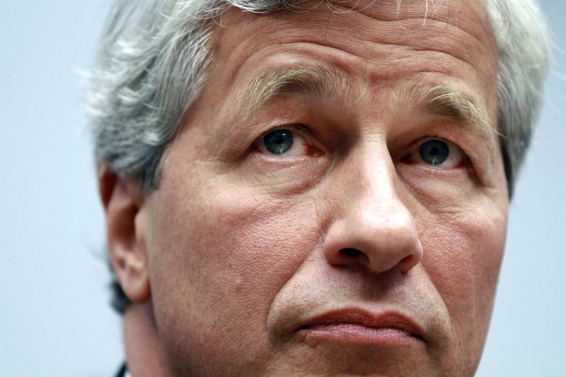 Jamie Dimon Vs. JPMorgan: One Must Go