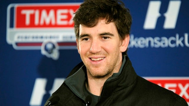 Married Ladies Allegedly Want to Bang Eli Manning