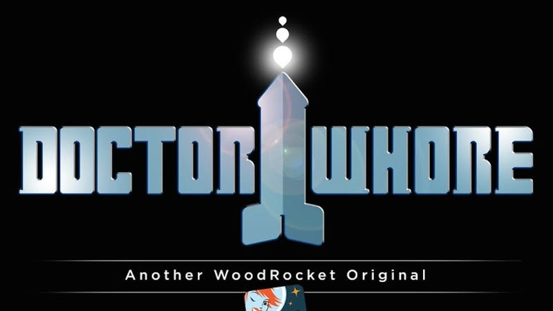 Coming Soon: A Doctor Who Porn Parody Called 'Doctor Whore'