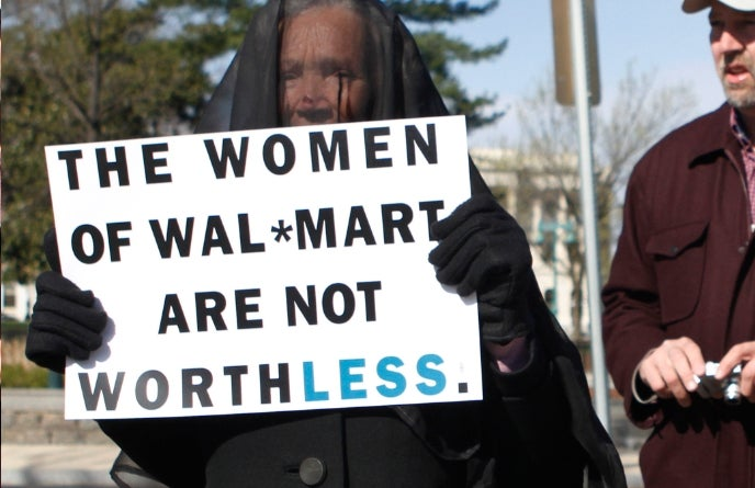 Wal-Mart Offers a Payoff to All of Womankind