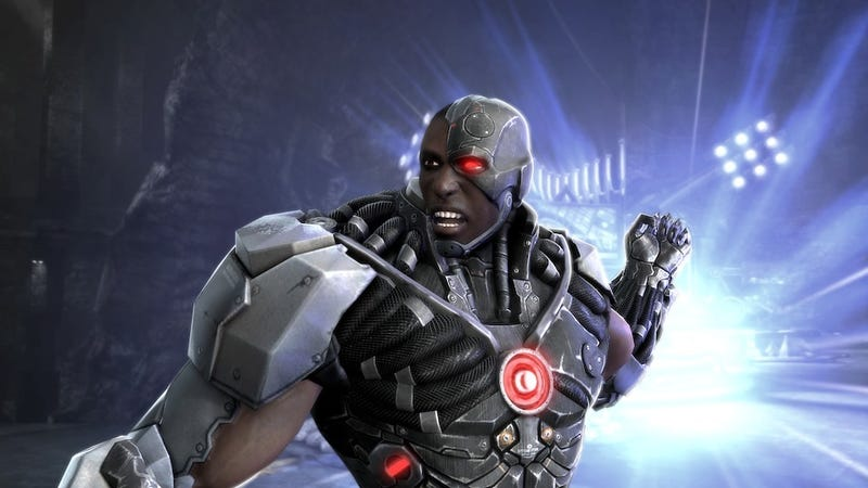Mortal Kombat Designer Says Jax and Cyborg Are Not the Same Guy, Okay?