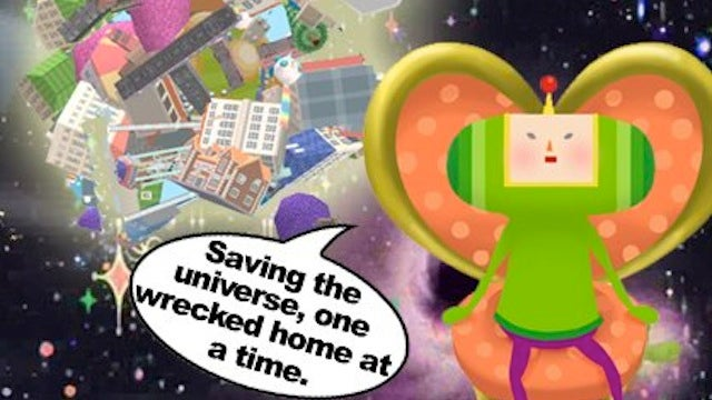 What If Katamari Was Terrifying?