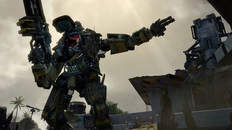 Don't Expect Titanfall 2 To Be A Microsoft Exclusive