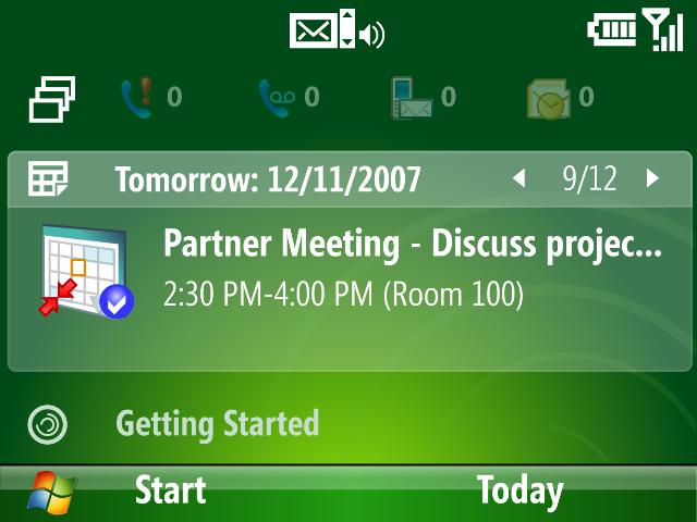 Windows Mobile 6.1 Gets Official, No More Rumor Nonsense