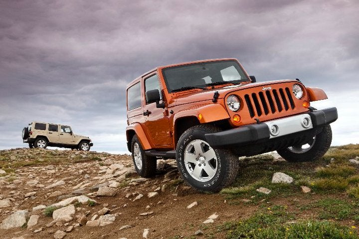 2011 Jeep Wrangler Doesn't Fix What's Not Broken