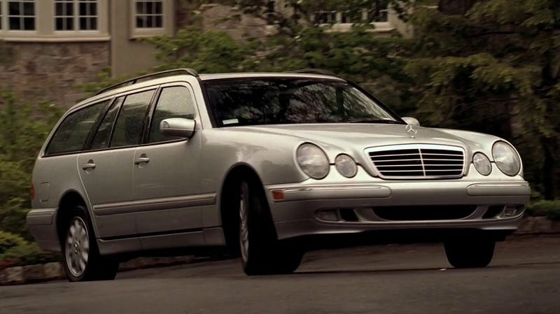 Cars of the sopranos ranked for 2000 mercedes benz e320 wagon