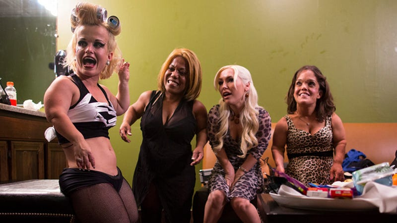 Big Time Sensuality on Little Women: LA