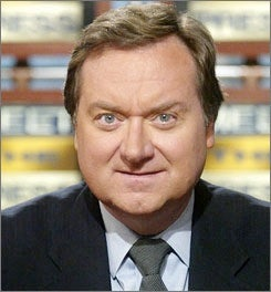 Tim Russert Coverage: The Backlash Begins