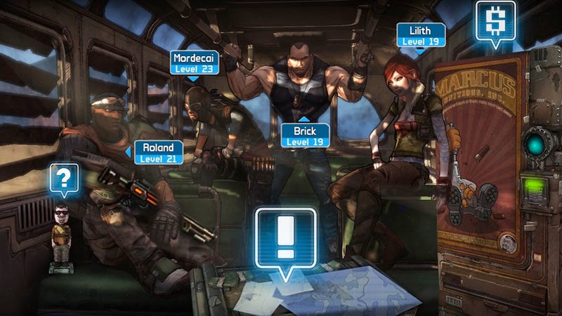 That Borderlands iOS Game Is Real. You Can Play It On October 31, For $5