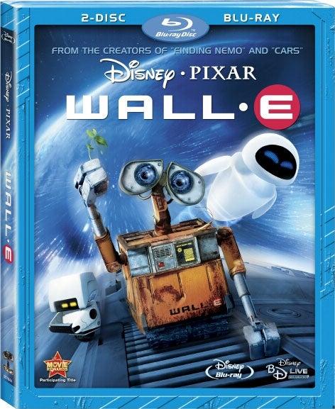 Wall-E on Blu-Ray Arrives November 18th