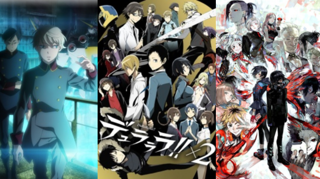 The Winter 2015 Anime Sequel Lineup | Pix Aggregator -