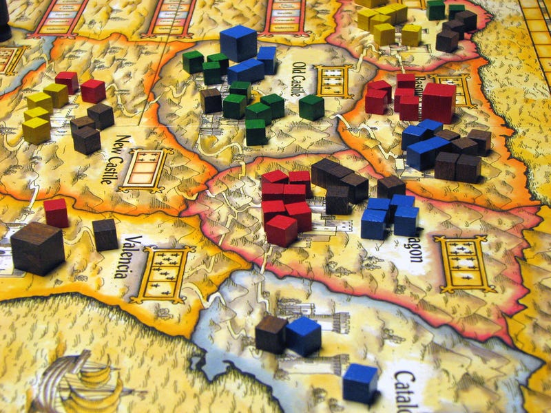 Why Your Board Game Collection Needs Some German-Style Games