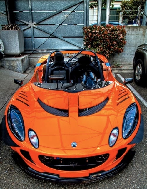 One-Off Lotus Elise Superlight Is Awesome