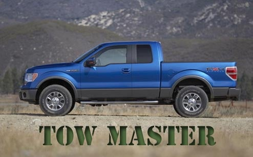 2009 Ford F-150 Keeps Towing, Payload Crown, Draws Even On Fuel Economy With Newly-Released Details