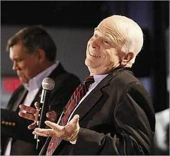 Inside the Angry, Angry Brain of John McCain