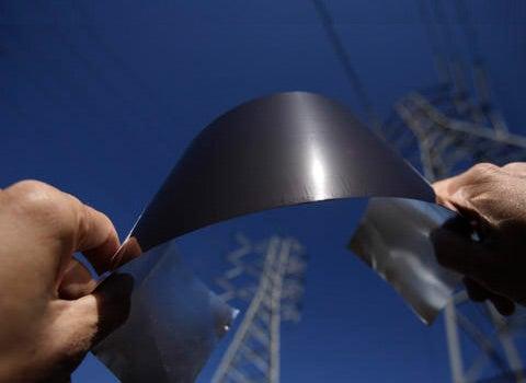 Nanosolar PowerSheets Promise Cheap Solar Power Everywhere, Unlimited Gadget Energy