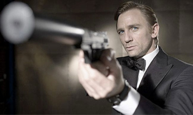 Bond is back in action! New James Bond movie slated for 2012