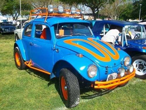 Fahrvergnügen Anyone? VW Car Show