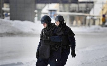 Six Dead After Mall Shooting Spree In Finland