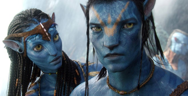 Extended, Extra-Creepy Na'vi Sex Scene Might Land on Avatar DVD