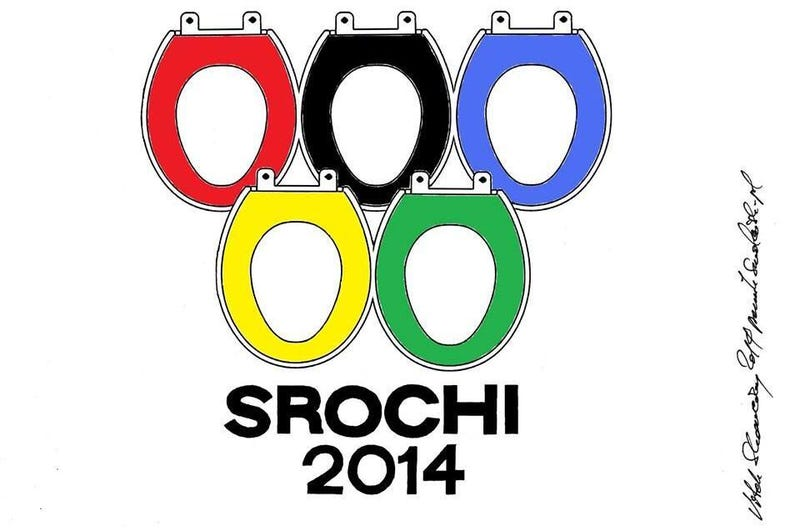 A User's Guide To The Bizarre Toilets Of Sochi