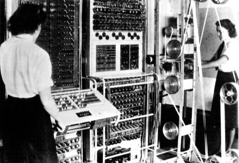 Colossus Back to Crack Codes After a 60-Year Absence
