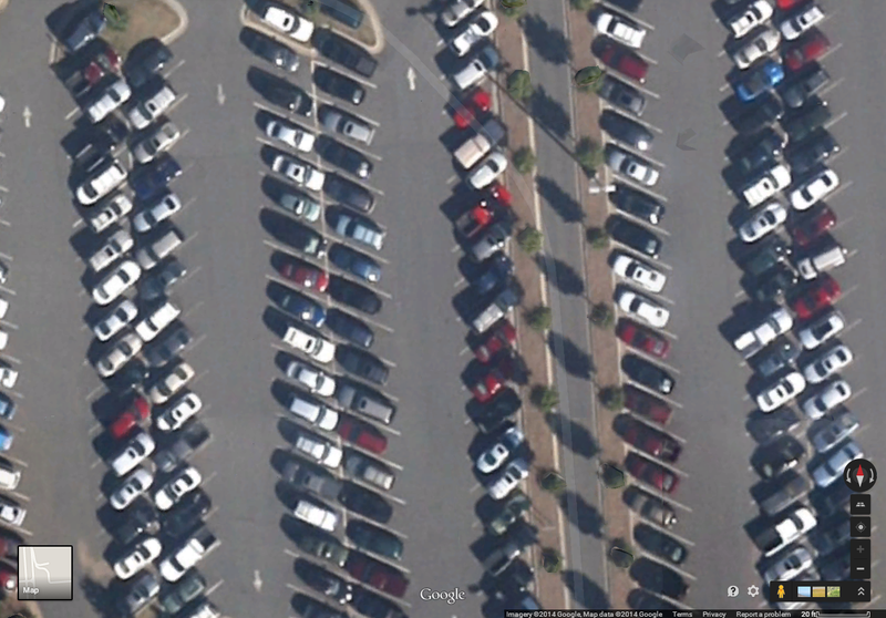 Why Can Google See Your Car But Satellites Can't Clearly See Debris?