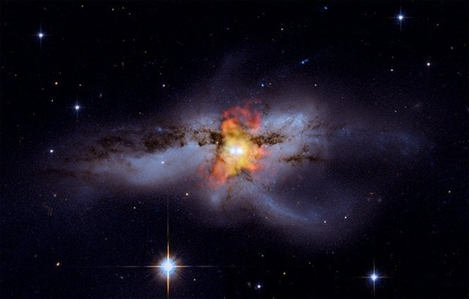 What Happens When Black Holes Combine?
