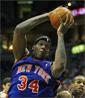 Knick Star's Awful '09: Baby's Mother Murdered