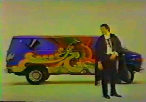 The 1978 Chevy Van Has The Potential Of Becoming Something... Very Personal