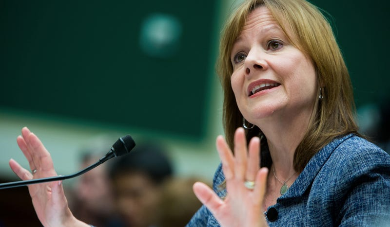 Report: GM CEO Mary Barra Got An Email About Steering Recall In 2011