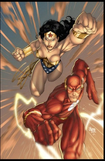 DC readies The Flash, Wonder Woman, and Aquaman movies