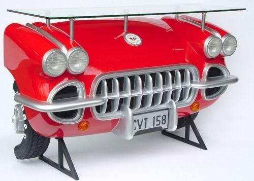 Corvette Designer Bar Completes 'Vette Trifecta