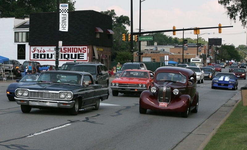 Should The Woodward Dream Cruise Be Extended To Detroit?
