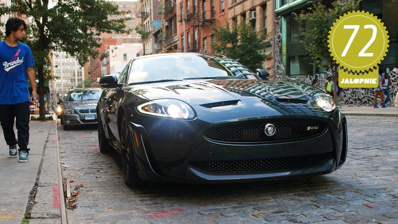 2012 Jaguar XKR-S Convertible: The Jalopnik Review